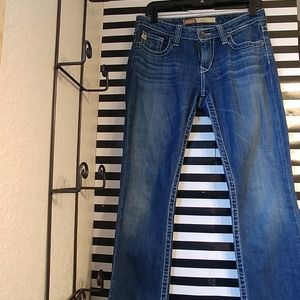 Big Star jeans size 27 long